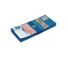 Icynote Paper cold Wallet